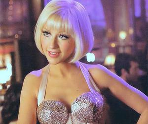 christina aguilera, burlesque, and xtina image