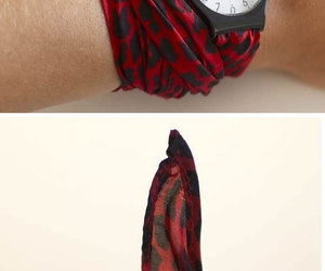 clock, diy, and fashion image