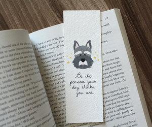bookmark, books, and love image