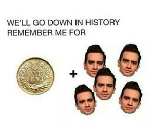 fall out boy, FOB, and P!ATD image