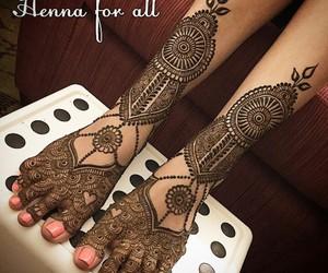 awesome, bridal, and mehndi image