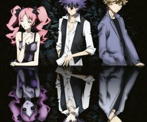 shiki, anime, and vampire image