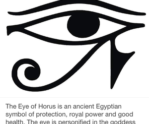 evil, tattoo, and evil eye image