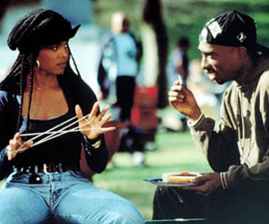 tupac, poetic justice, and janet jackson image