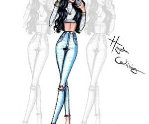 kylie jenner, hayden williams, and drawing image