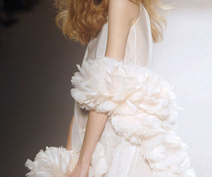 fashion, model, and hair image
