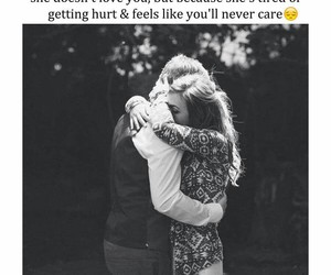 quote, couple, and goals image