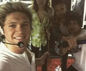 selfie, on the road again tour, and one direction image