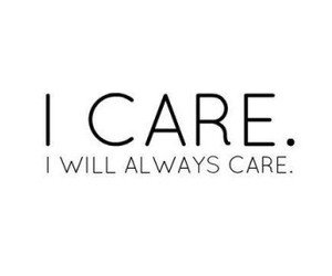 care, quotes, and always image
