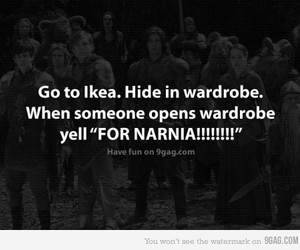 lol, funny, and narnia image