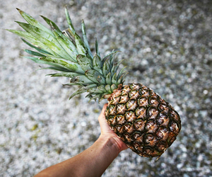 FRUiTS, indie, and pineapple image
