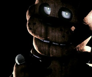 Freddy, five nights at freddys, and fnaf image