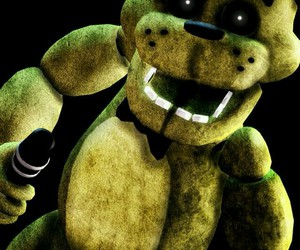 it's me, fnaf, and five nights at freddys image