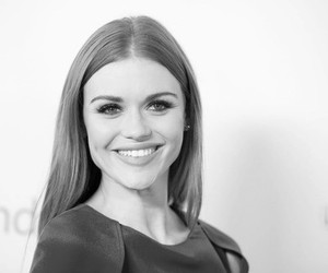 holland roden, beautiful, and lydia martin image