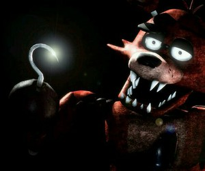 foxy, five nights at freddy's, and fnaf image