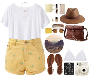outfit, Polyvore, and river island image