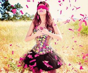 selena gomez, pink, and selena image