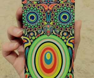 iphone and owl image