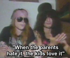 kids, parents, and slash image