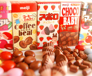 chocolate, sweet, and candy image