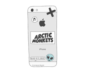 alien, arctic monkeys, and alternative image