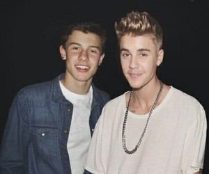 shawn mendes and justin bieber image