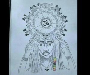 draw, indie, and rastafari image