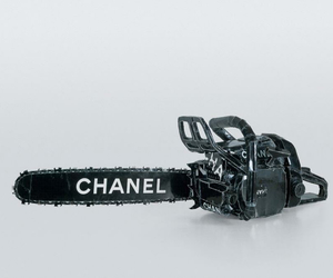chanel and chainsaw image