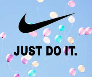 background, fitness, and Just Do It image