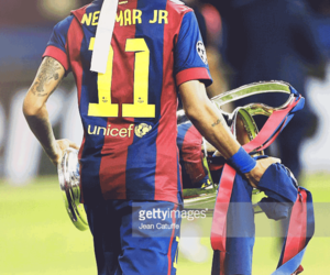 neymar, Barca, and champions league image