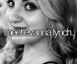 before i die, evanna lynch, and luna lovegood image