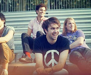 the vaccines, justin young, and pete robertson image
