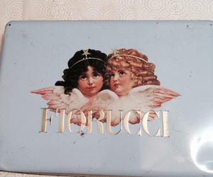 angels, Fiorucci, and sisters image