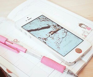 iphone, cute, and pink image