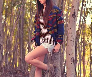 fashion, model, and lookbook image