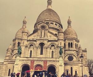 beautiful, montmartre, and paris image