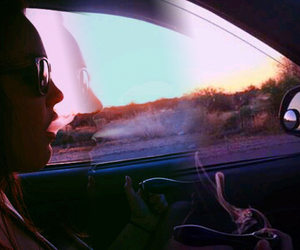 baked, car, and desert image