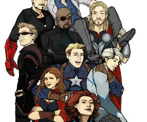 Avengers and age of ultron image