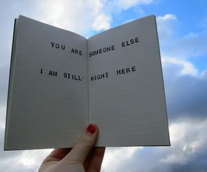 sky, clouds, and Lyrics image