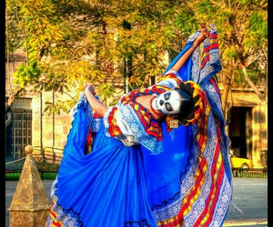 dance, mexico, and passion image