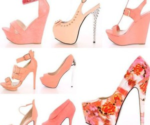 pink, shoes, and tacos image