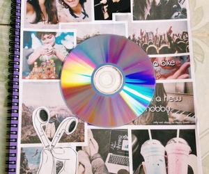 cd, cool, and diy image
