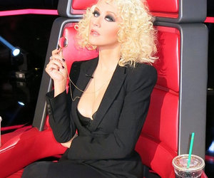 beauty, makeup, and christina aguilera image