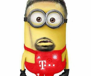 minions and apple image