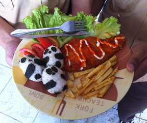 delicious, food, and panda image