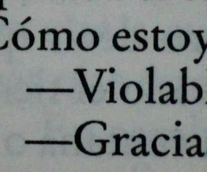 book, violable, and frases image