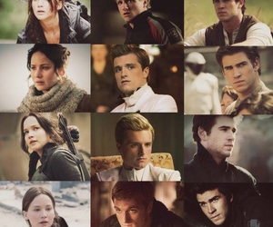 the hunger games, mockingjay, and Jennifer Lawrence image