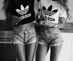 adidas, nutella, and summer image