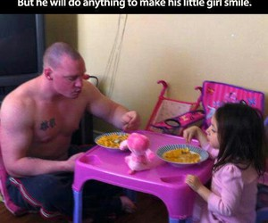 funny, daddy goals, and cute image