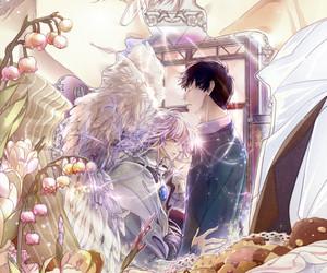 anime, yaoi, and touya image
